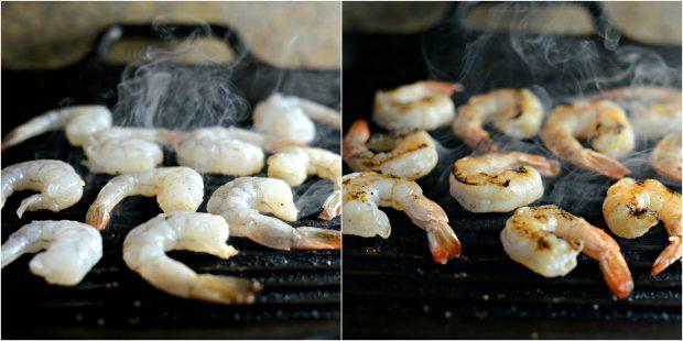 Grilled Shrimp Spring Roll Noodle Bowls l SimplyScratch.com (21)
