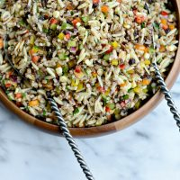 J. Alexander's Wild Rice and Orzo Salad