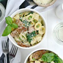 One-Pan Creamy Orecchiette Pasta l SimplyScratch (23)