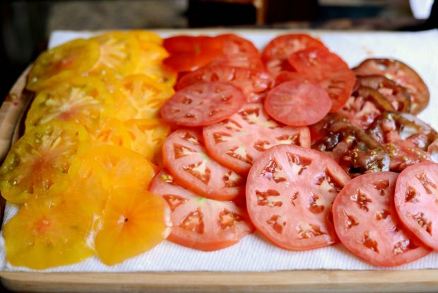 Grilled BZMT Sandwich + Sriracha Garlic Aioli l SimplyScratch (2)