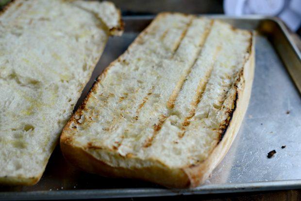 Grilled BZMT Sandwich + Sriracha Garlic Aioli l SimplyScratch (8)