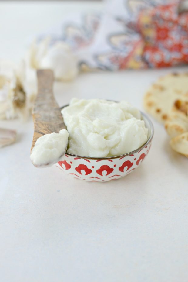 Lebanese Garlic Sauce l SimplyScratch.com (20)