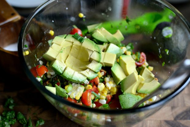 Avocado Corn Salsa l SimplyScratch.com (11)