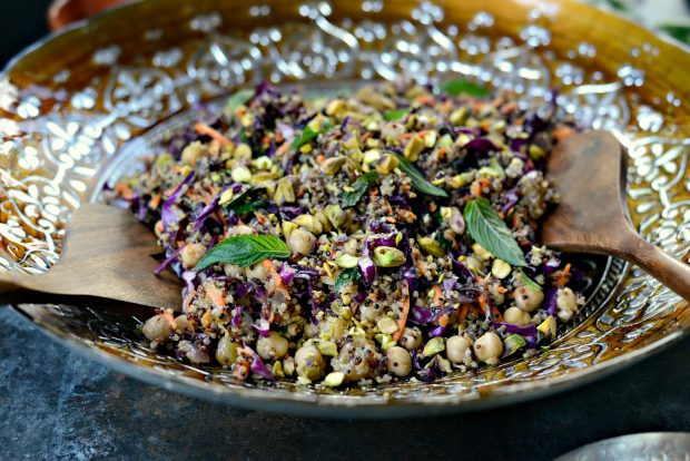 Moroccan Quinoa Pilaf l SimplyScratch.com (0023)