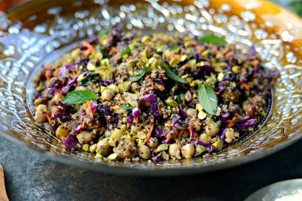 Moroccan Quinoa Pilaf l SimplyScratch.com (018)