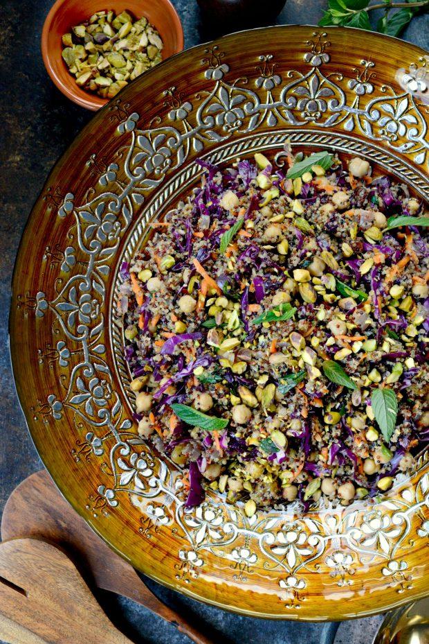 Moroccan Quinoa Pilaf l SimplyScratch.com (022)