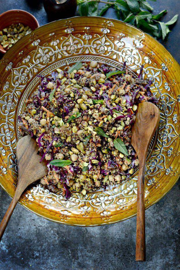 Moroccan Quinoa Pilaf l SimplyScratch.com (024)