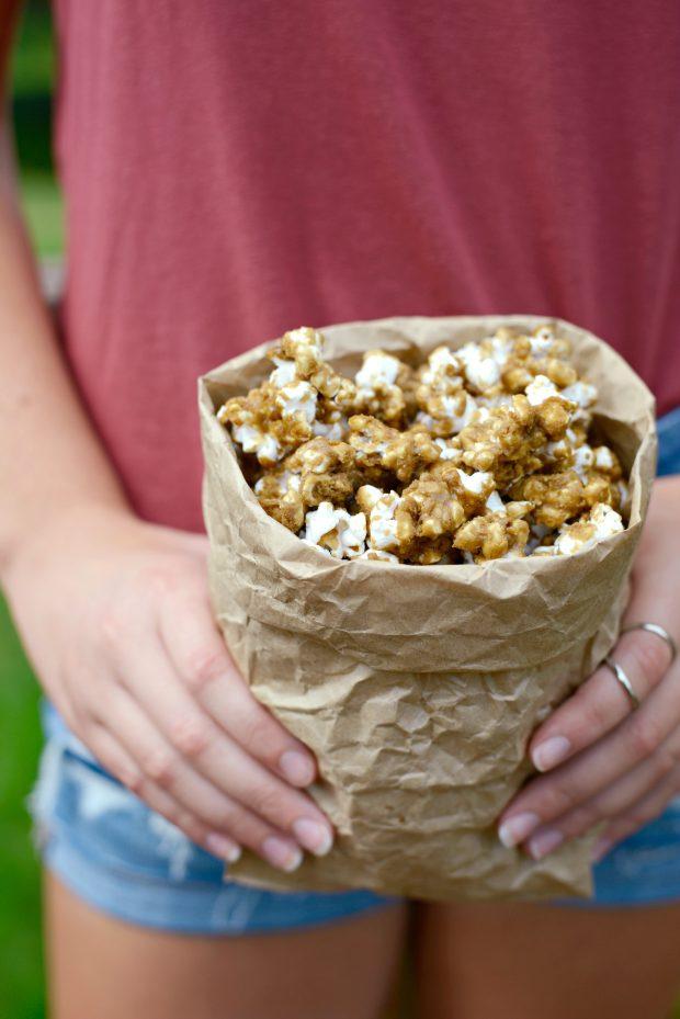 Homemade Caramel Corn l SimplyScratch.com (8)