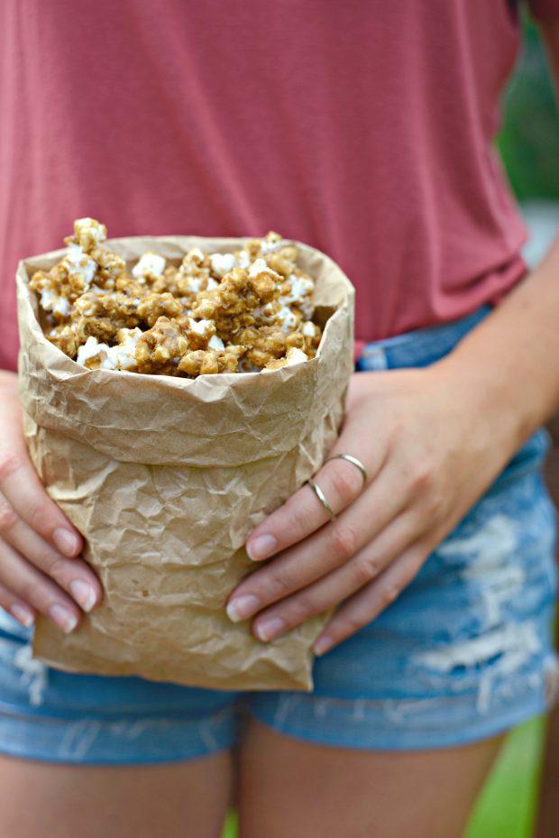 Homemade Caramel Corn l SimplyScratch.com (9)