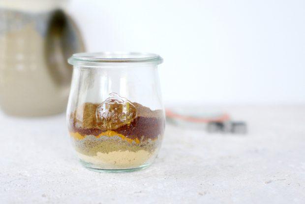 tandoori spice blend l simplyscratch.com