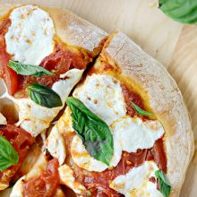 Classic Margherita Pizza l SimplyScratch.com (10)