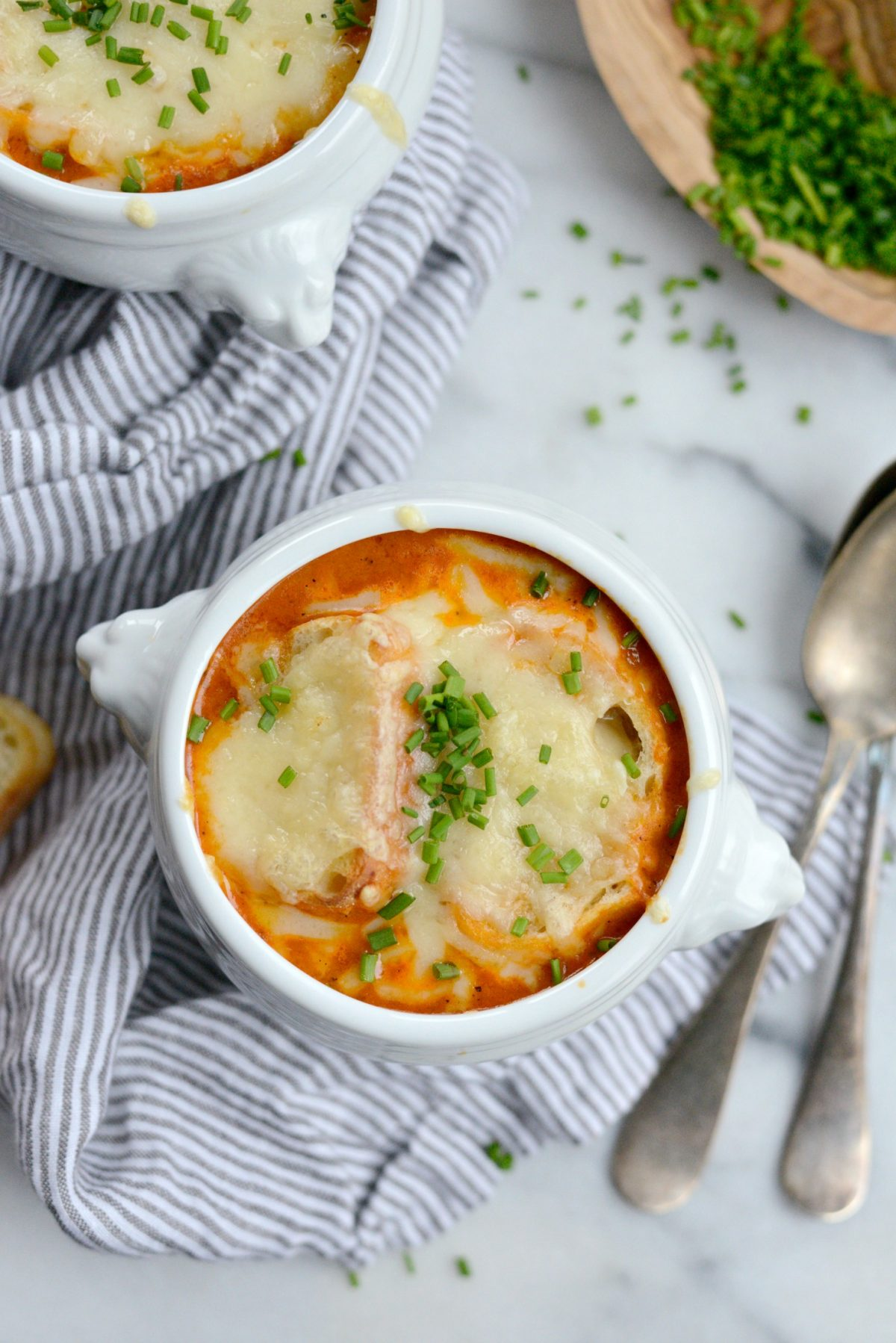 Easy Creamy Tomato Soup l SimplyScratch.com (14)