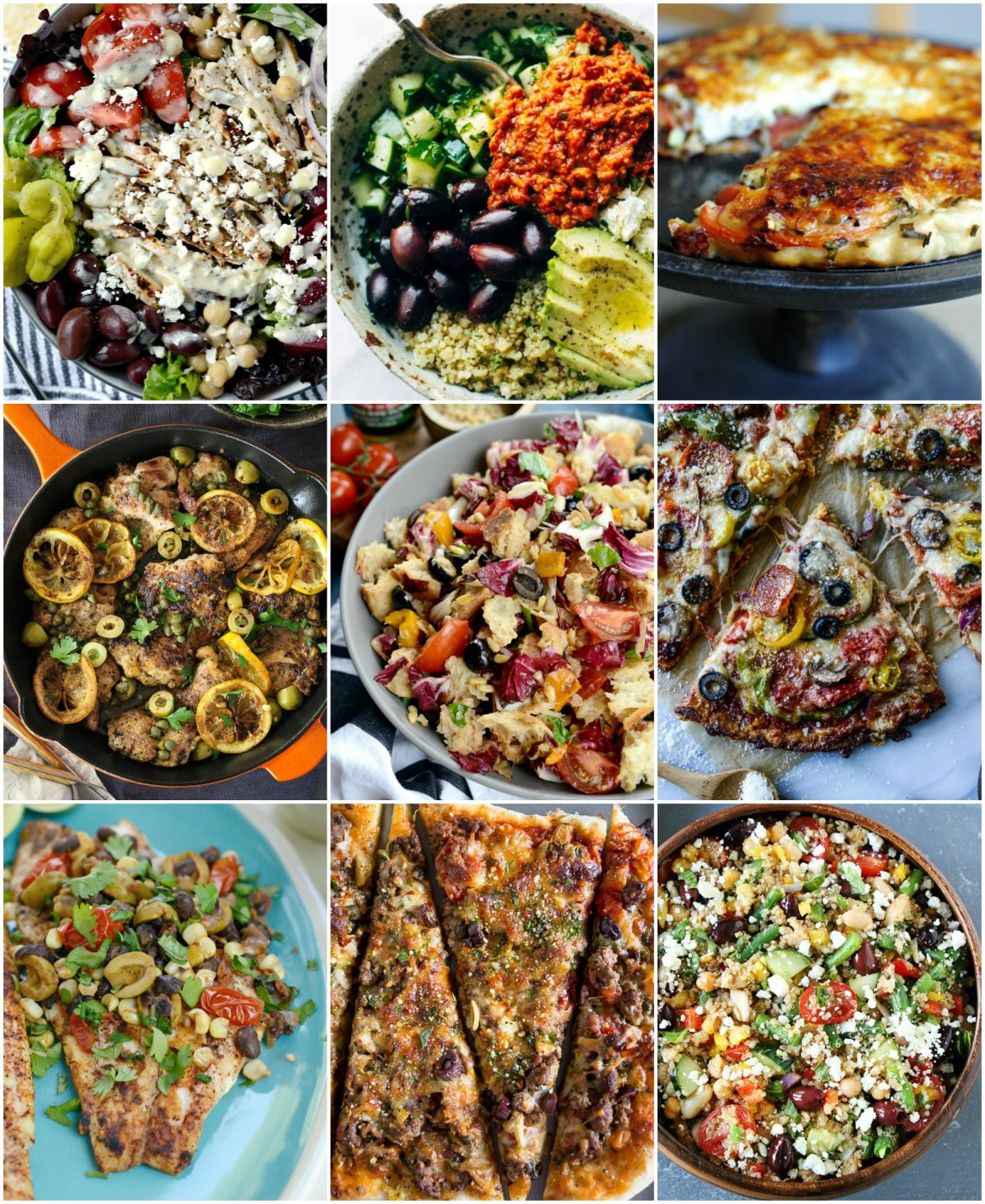 20+ Delicious Olive Recipes l SimplyScratch.com