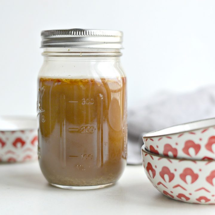 Easy Homemade Stir-Fry Sauce