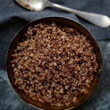 How To Make Perfect Quinoa l SimplyScratch.com (9)