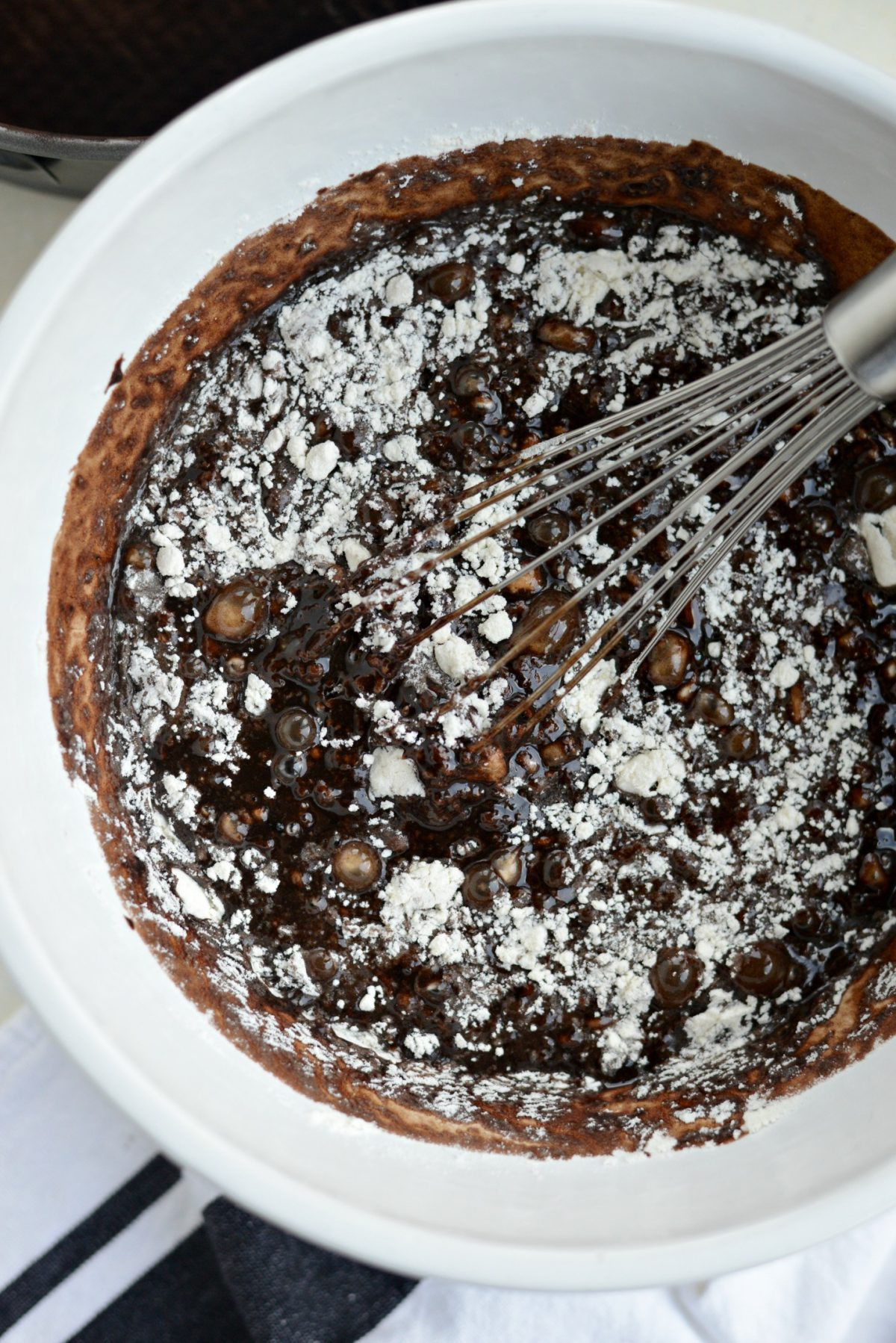 Nigella's Chocolate Guinness Cake (10)