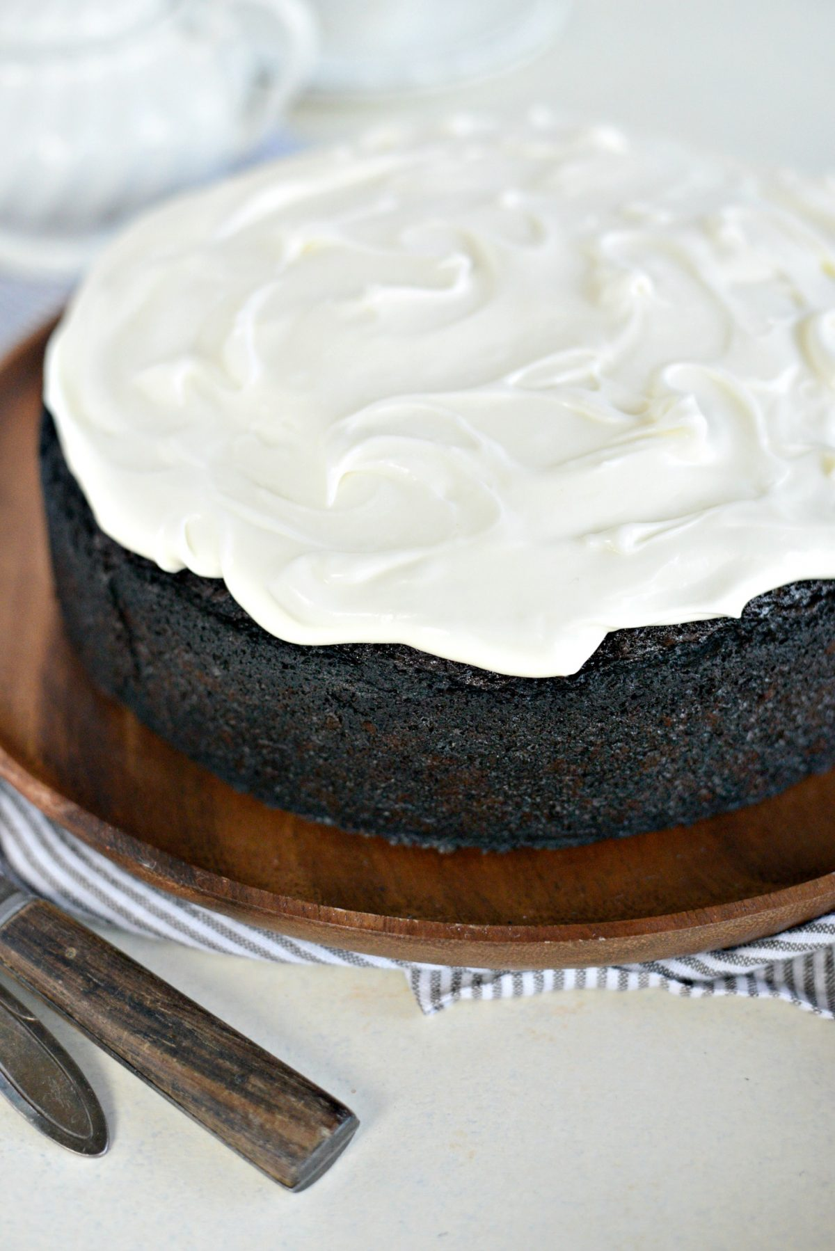 Nigella's Chocolate Guinness Cake (13)