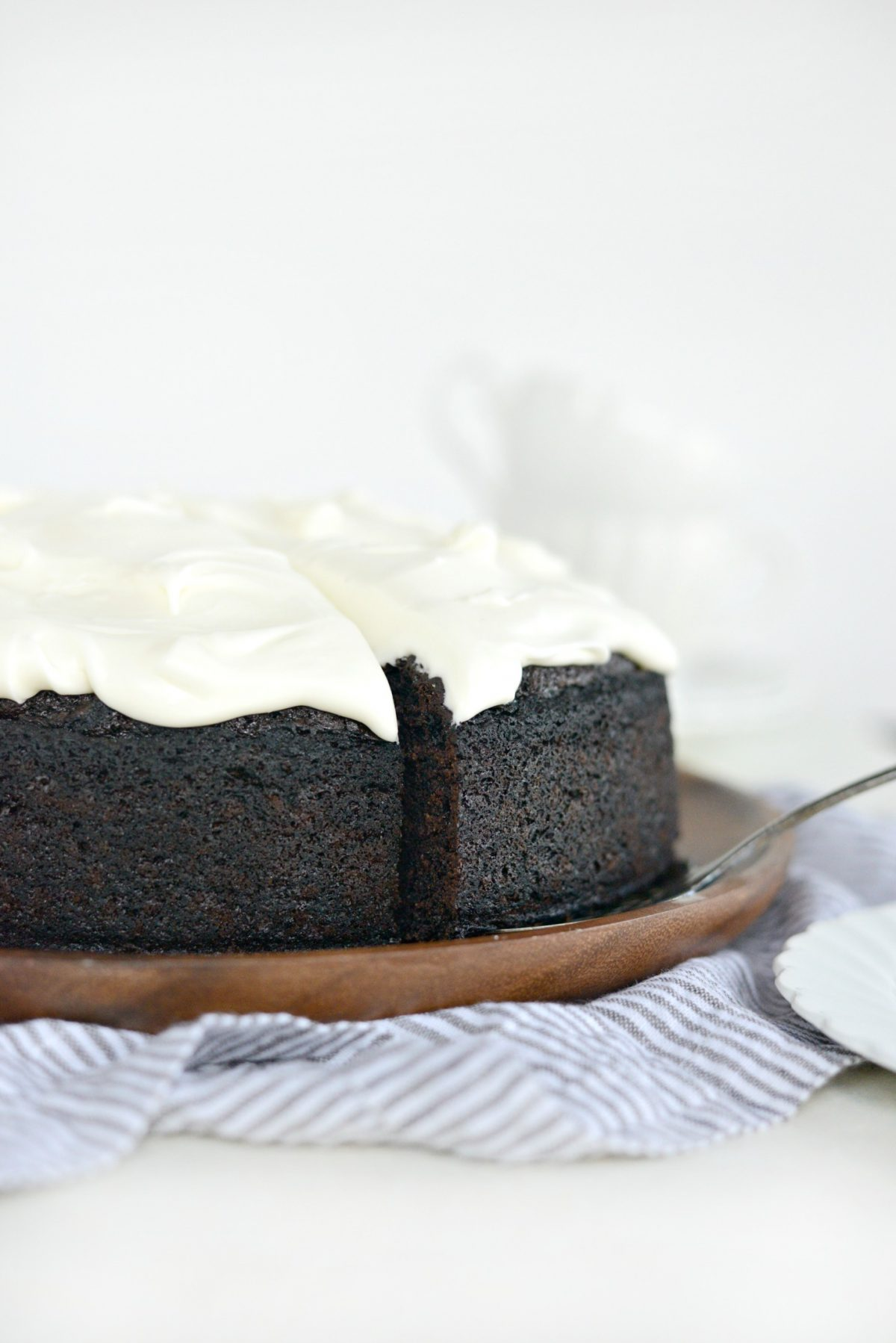 Simply Scratch Nigella's Chocolate Guinness Cake - Simply Scratch