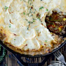 Skillet Shepherds Pie l SimplyScratch.com (12)