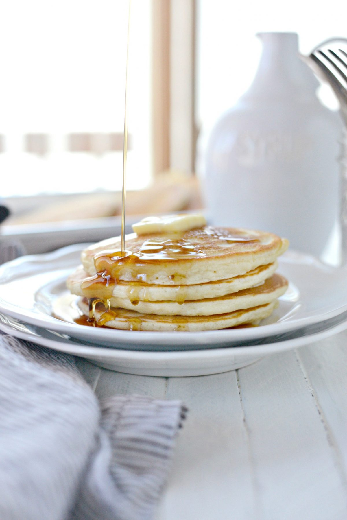 Your Basic Weekend Pancakes