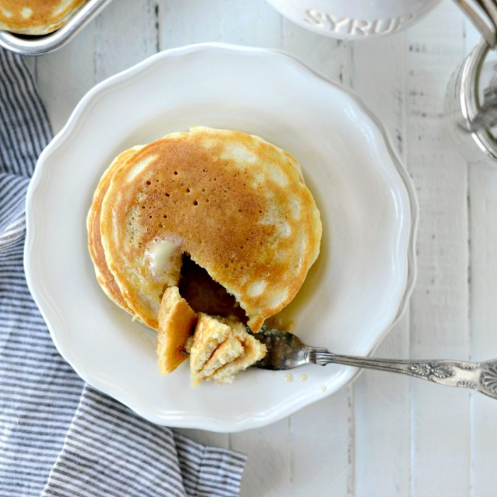 Your Basic Weekend Pancakes
