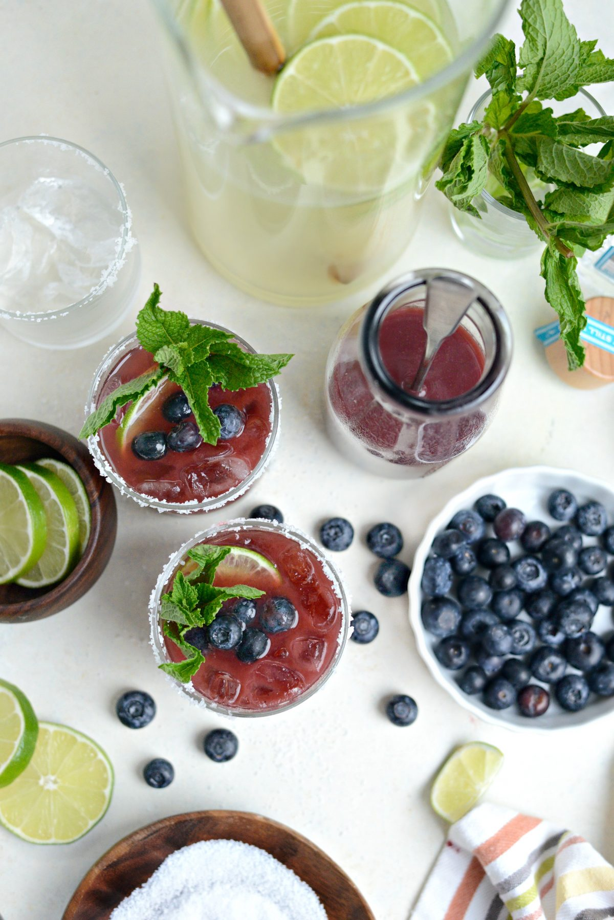 Blueberry Margaritas l SimplyScratch.com (19)
