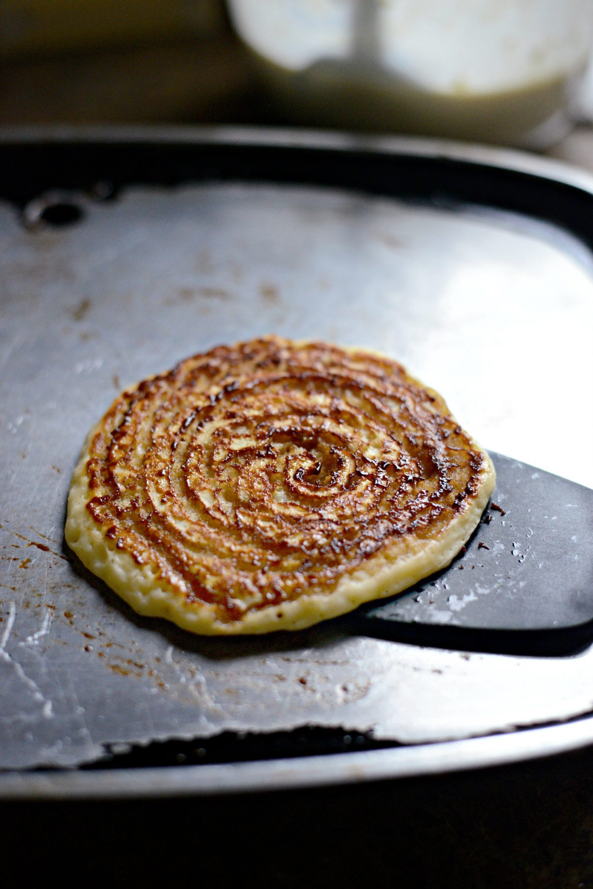 Simply Scratch Cinnamon Swirl Pancakes + A Fair Trade Giveaway ...