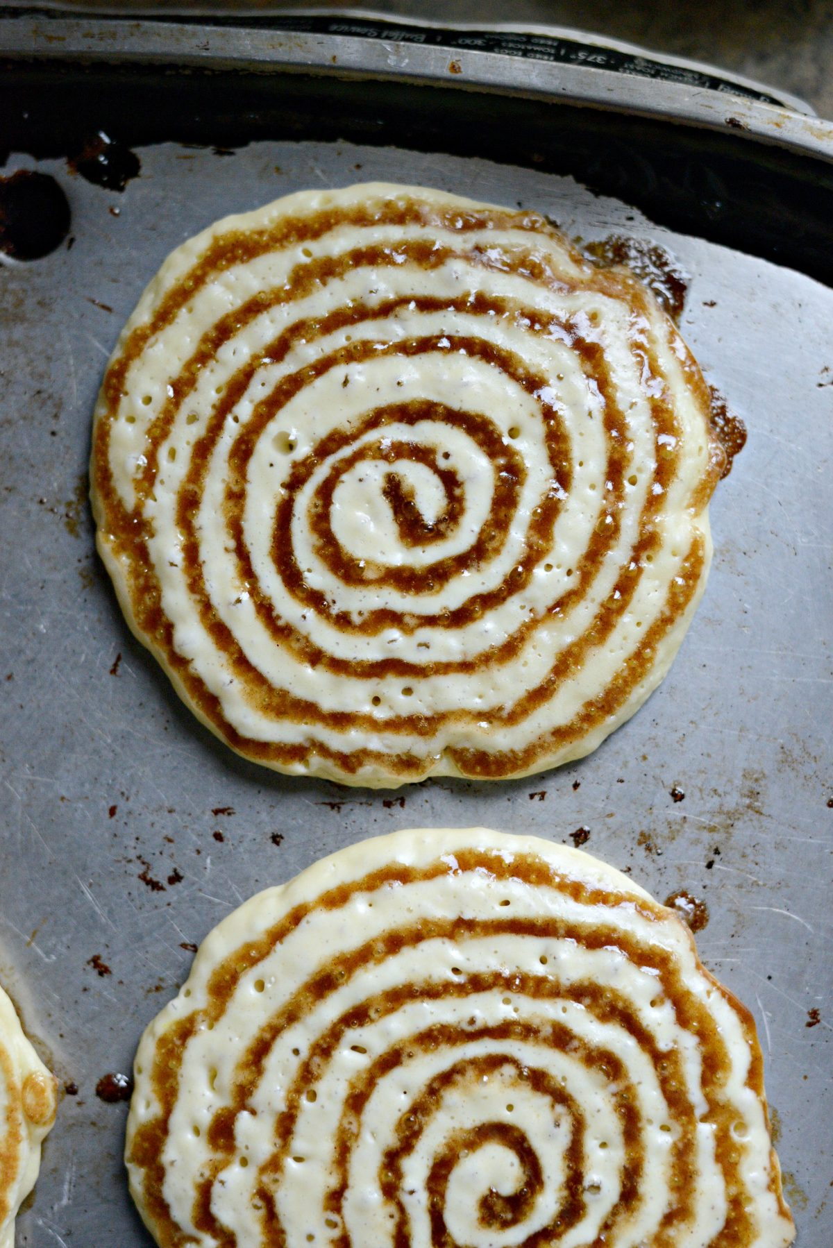 Cinnamon Swirl Pancakes l SimplyScratch.com (12)
