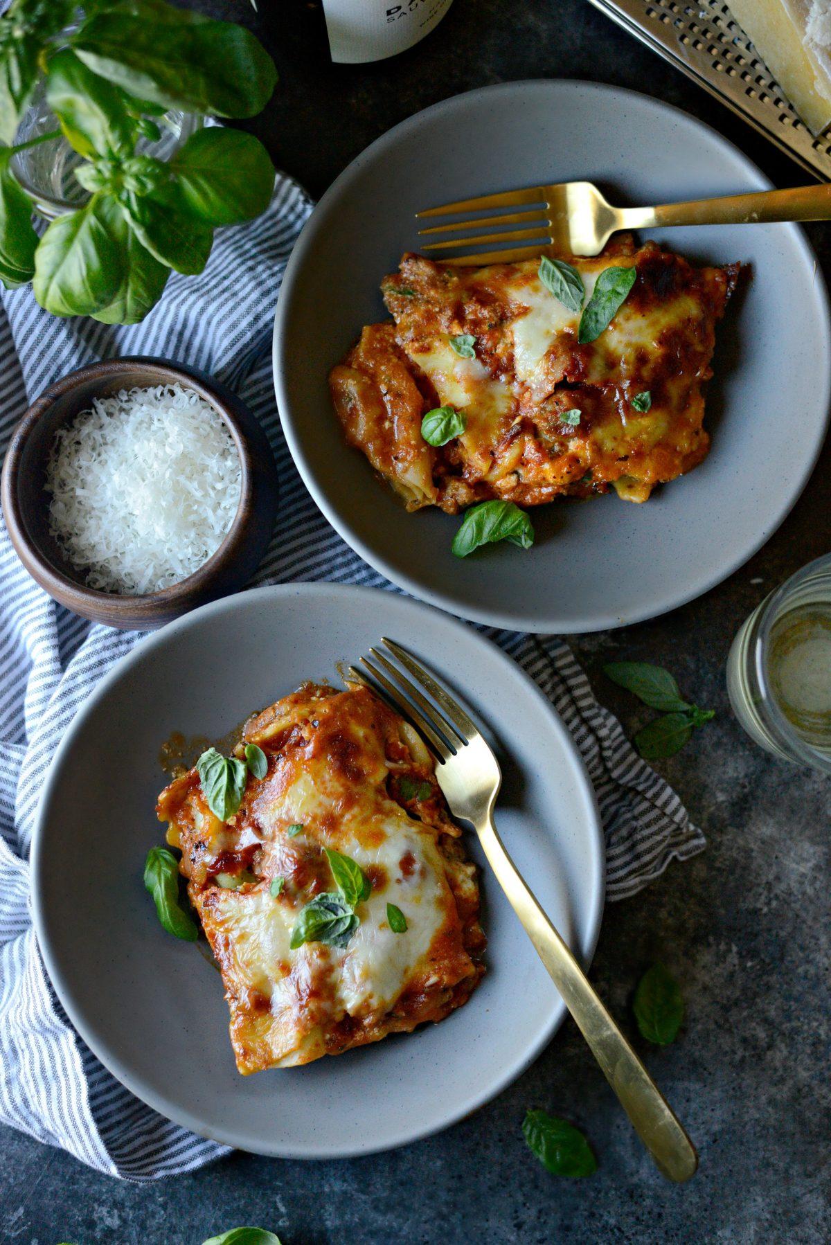 Easy Ravioli Lasagna l SimplyScratch.com (15)