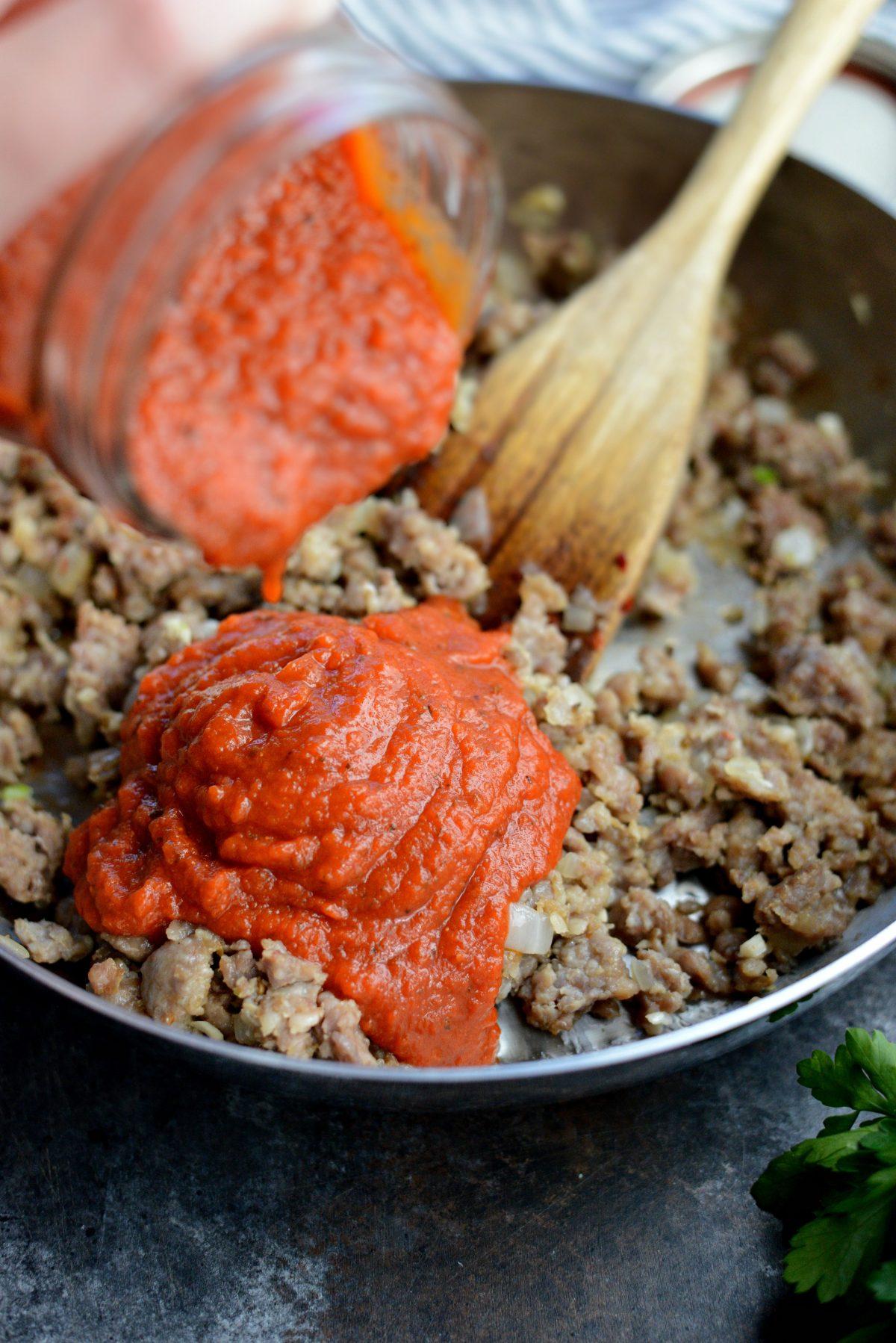 Easy Ravioli Lasagna l SimplyScratch.com (2)