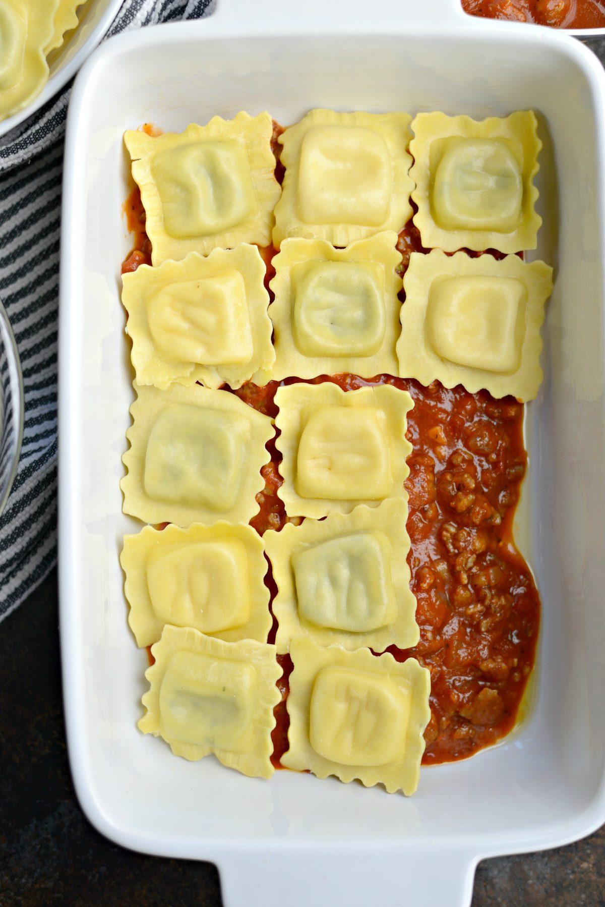 Easy Ravioli Lasagna l SimplyScratch.com (7)