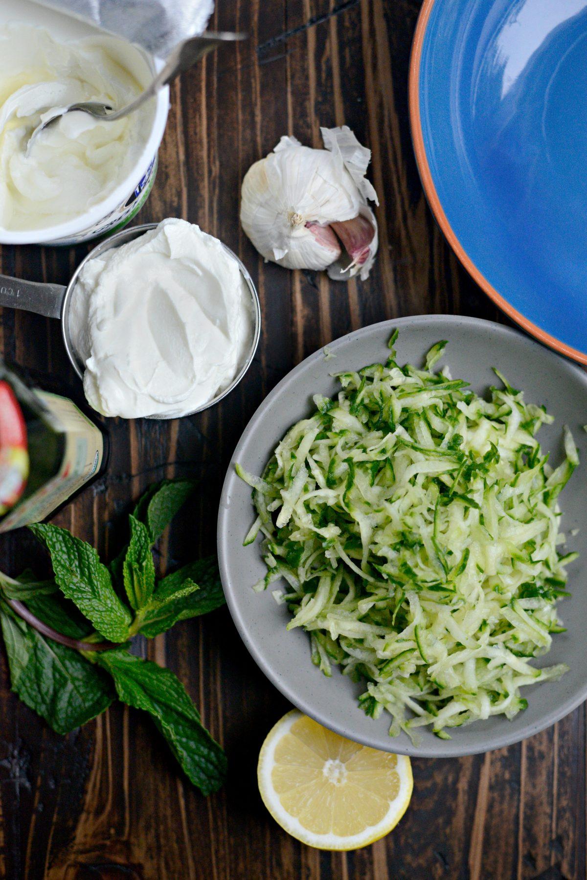 Homemade Tzatziki l SimplyScratch.com (1)