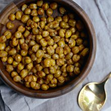 How To Roast Chickpeas l SimplyScratch.com (9)
