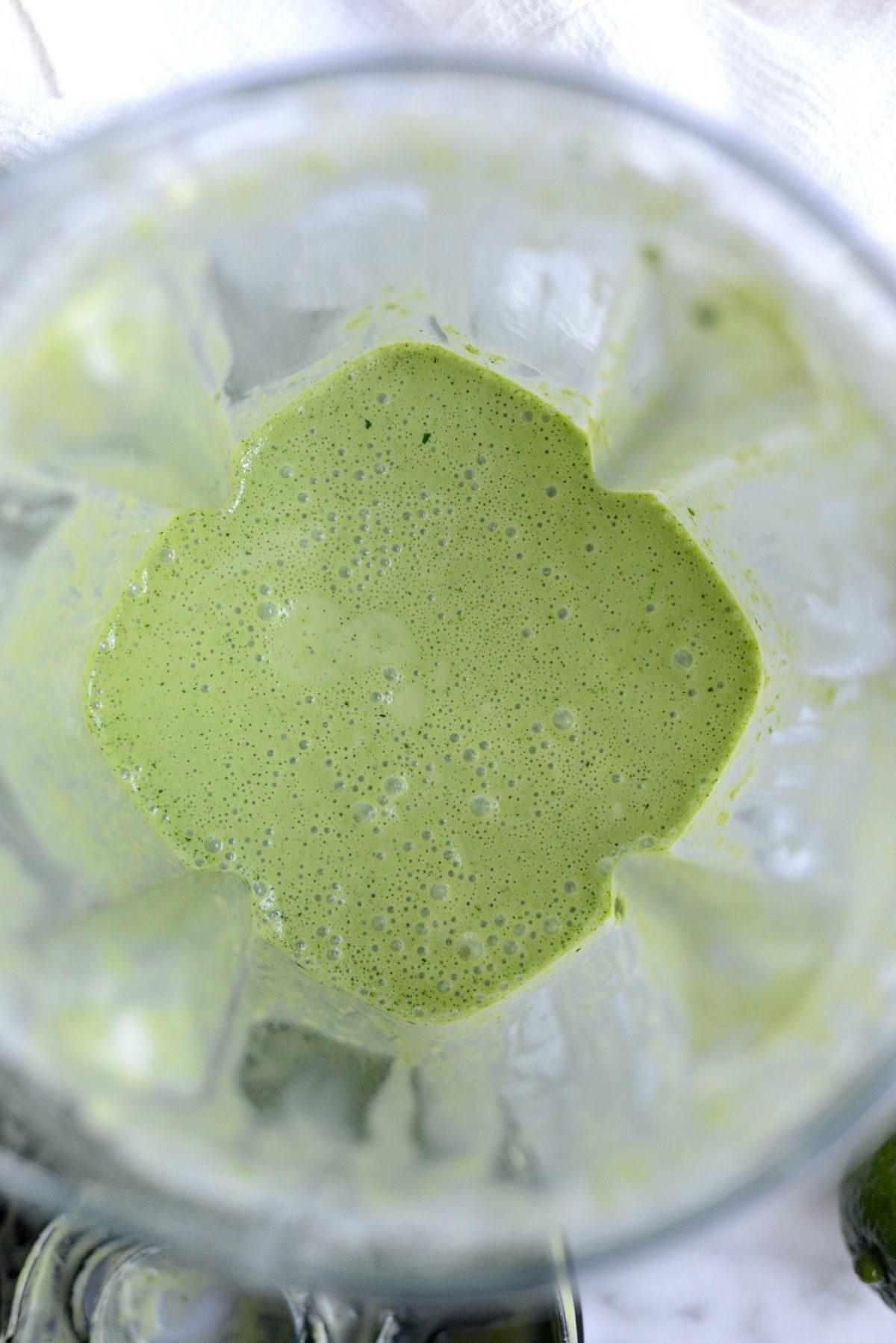 Creamy Cilantro Lime Dressing l SimplyScratch.com (10)