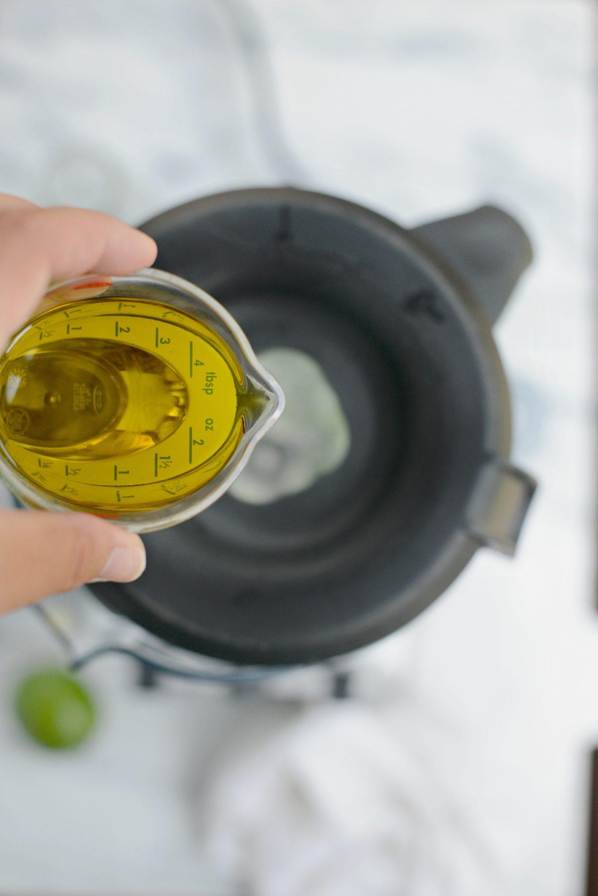 Creamy Cilantro Lime Dressing l SimplyScratch.com (9)