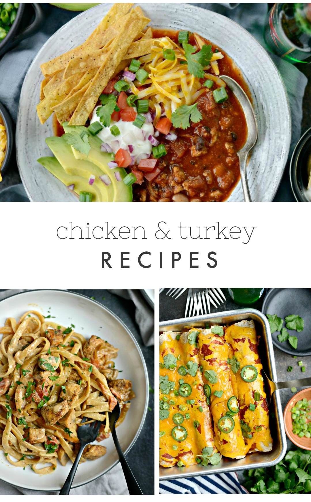 30+ Easy Back-To-School Dinner Recipes l SimplyScratch.com-2