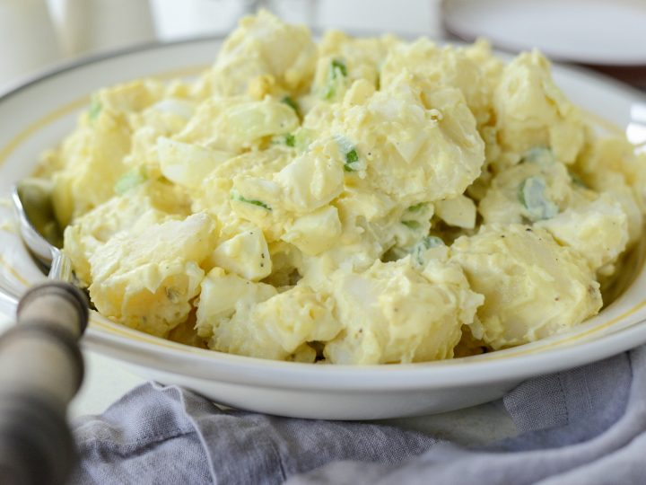 Aunt Penny S Classic Potato Salad Recipe Simply Scratch