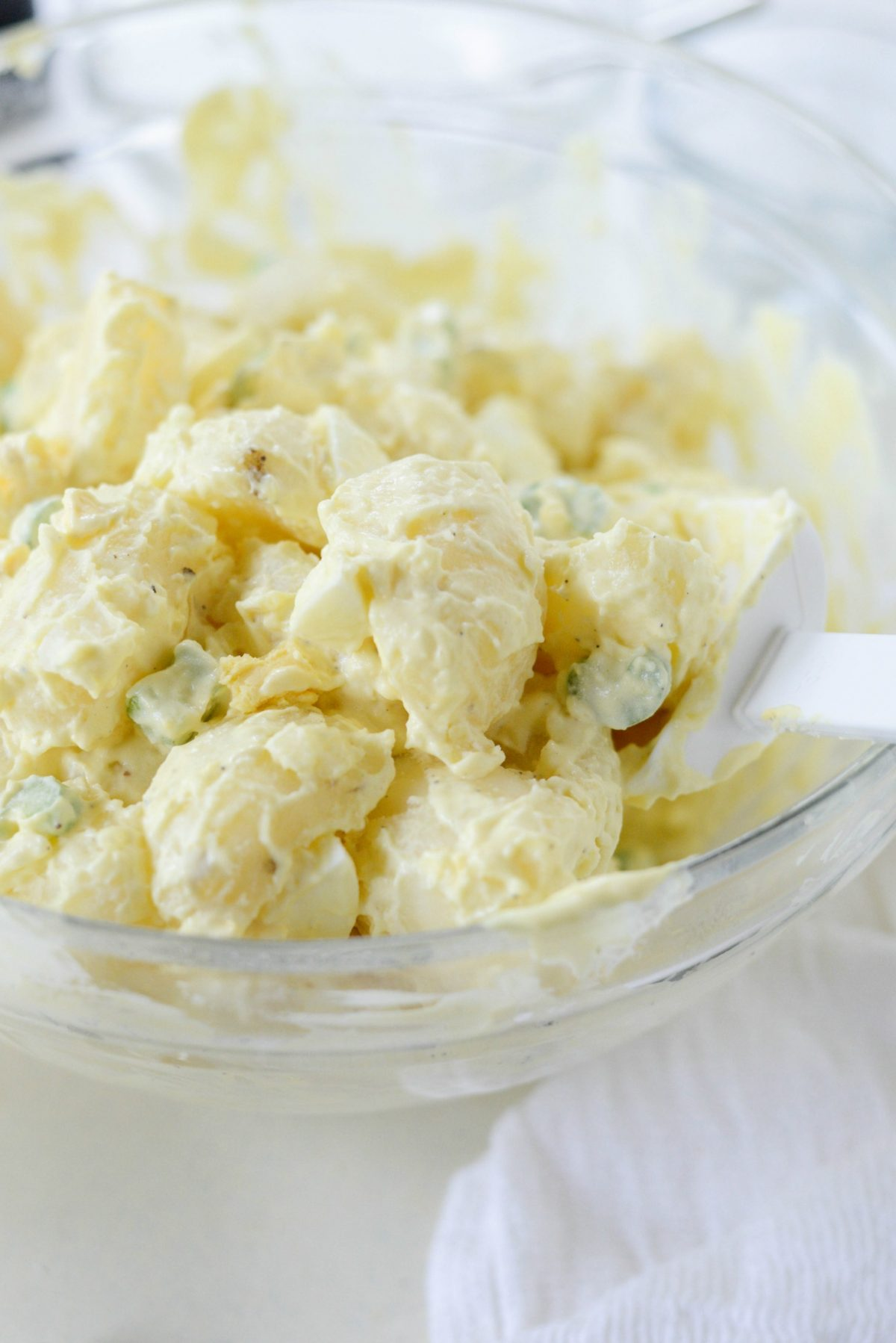 Aunt Penny's Classic Potato Salad Recipe l SimplyScratch.com