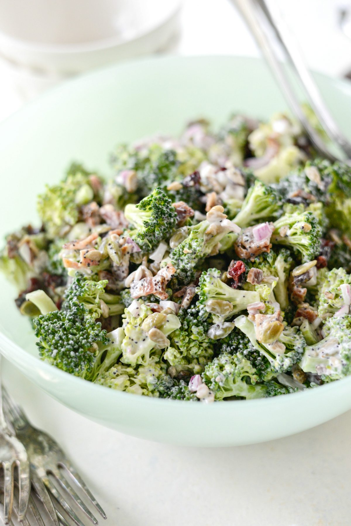 Broccoli Crunch Salad l SimplyScratch.com (12)