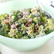 Broccoli Crunch Salad l SimplyScratch.com (13)