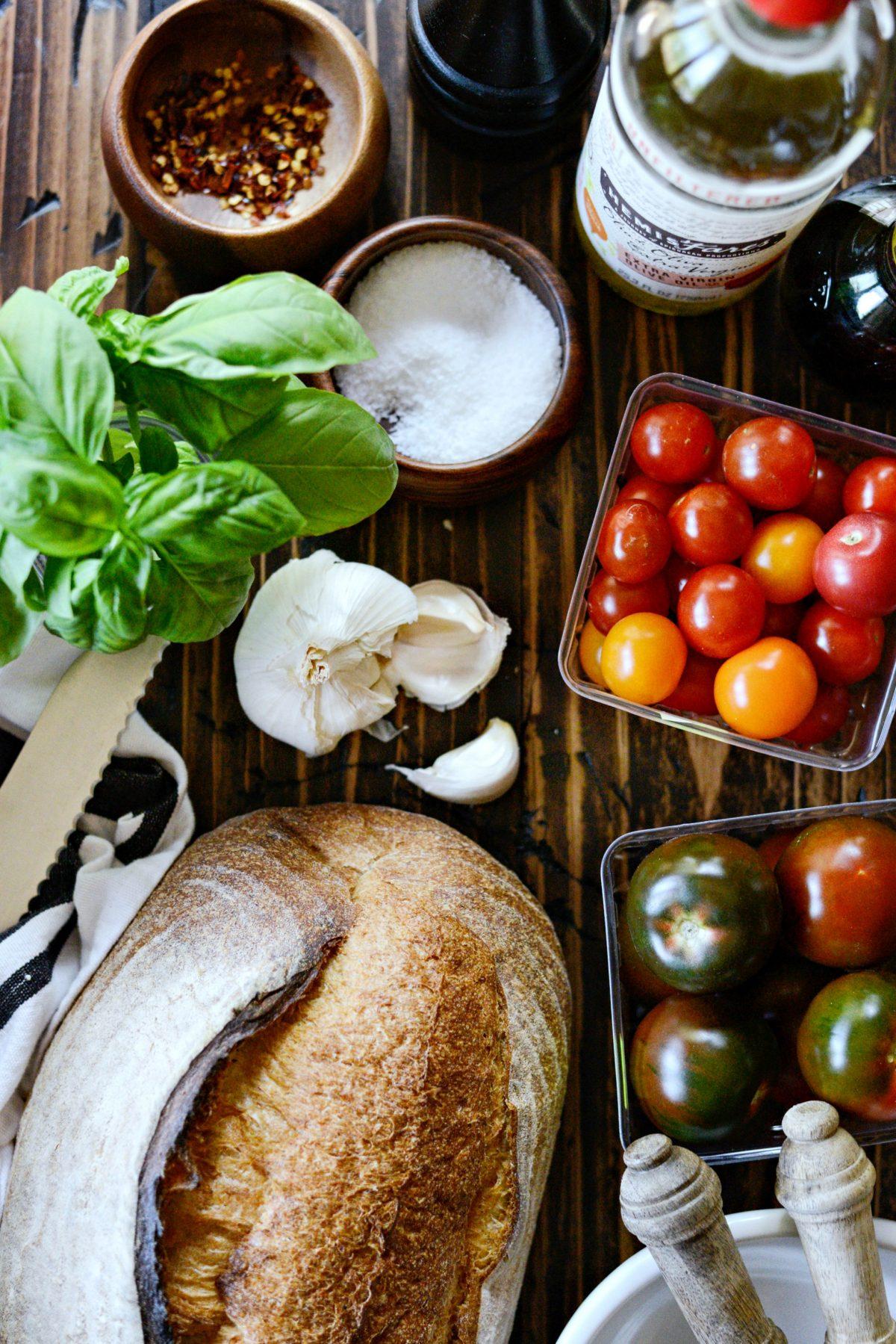 Tomato Bruschetta Panzanella l SimplyScratch.com (1)