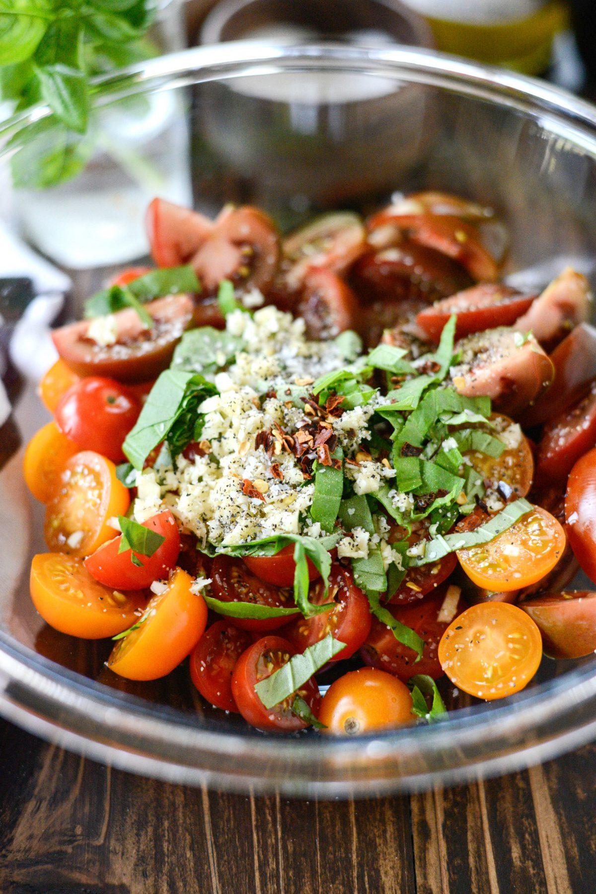 Tomato Bruschetta Panzanella l SimplyScratch.com (3)