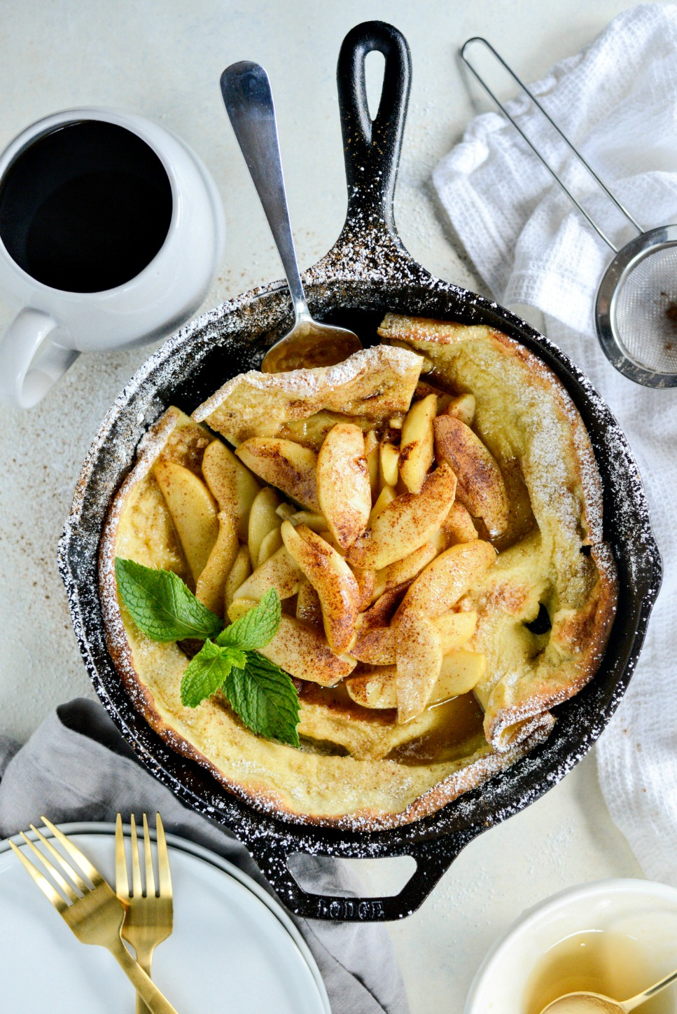 Caramelized Apple Dutch Baby l SimplyScratch.com (16)