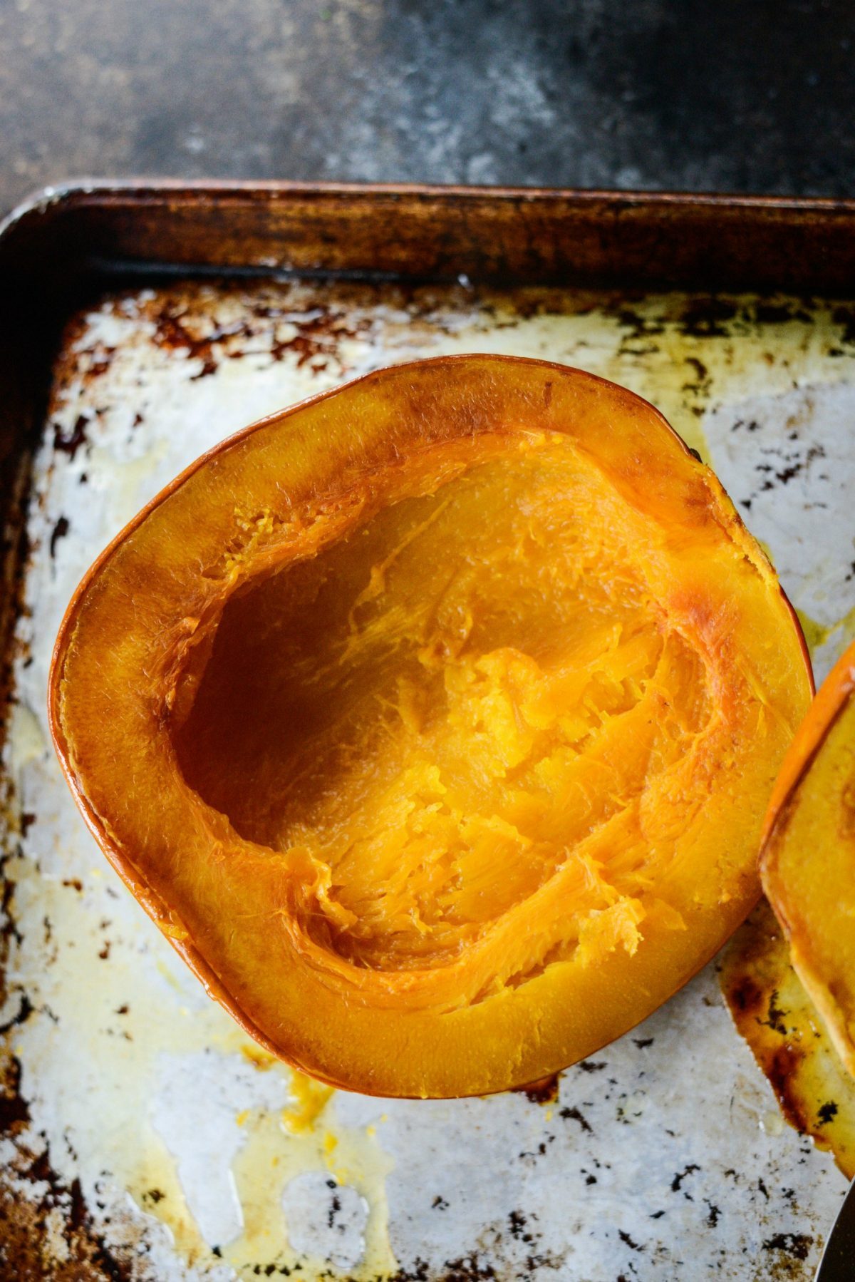 Homemade Roasted Pumpkin Puree l SimplyScratch (12)