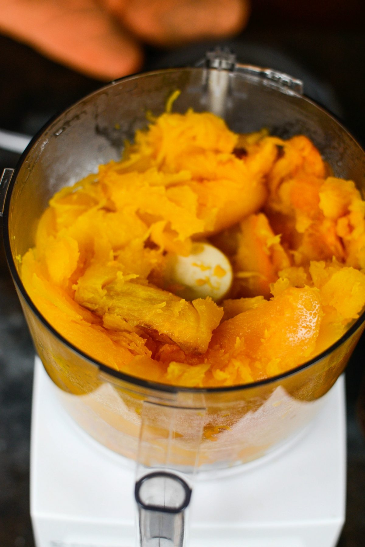 Homemade Roasted Pumpkin Puree l SimplyScratch (14)