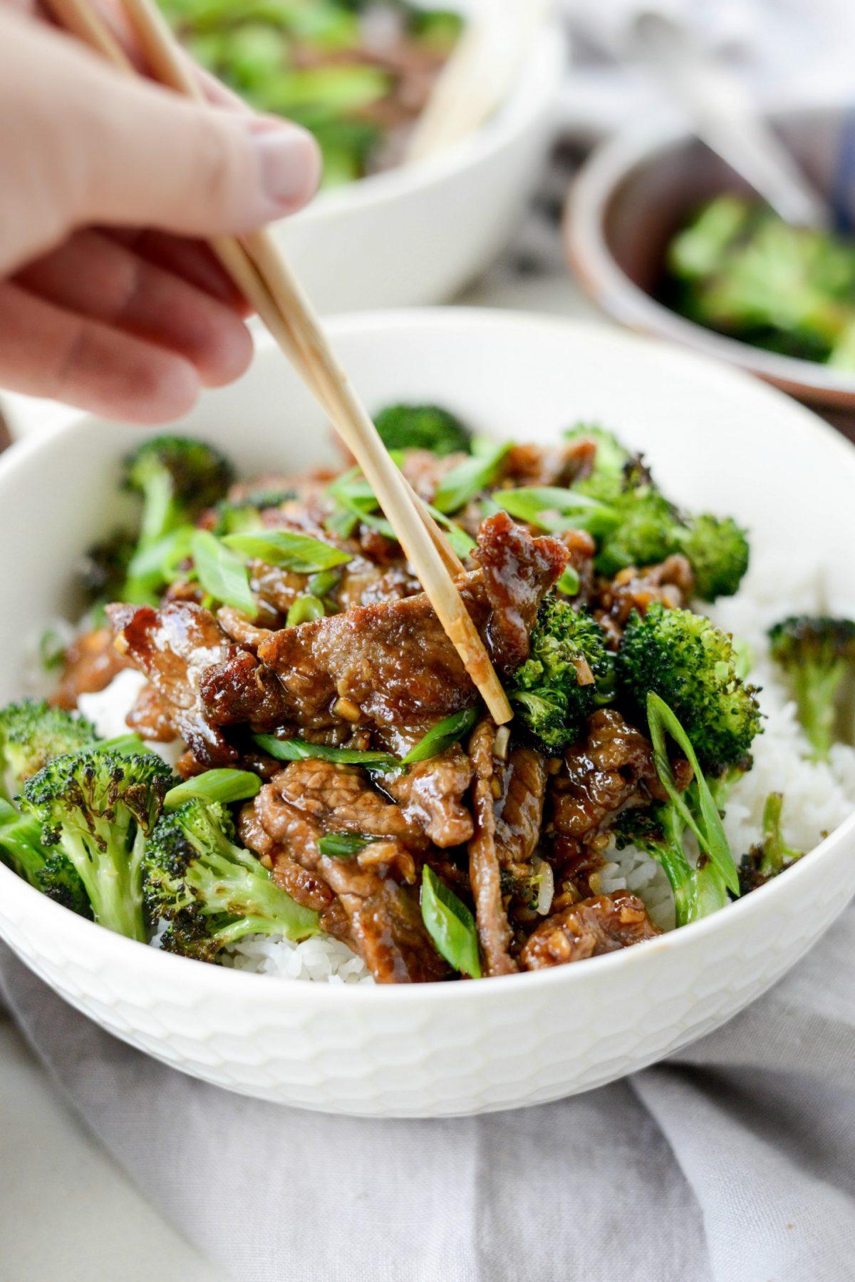 Weeknight Mongolian Beef Stir-fry l SimplyScratch.com (19)