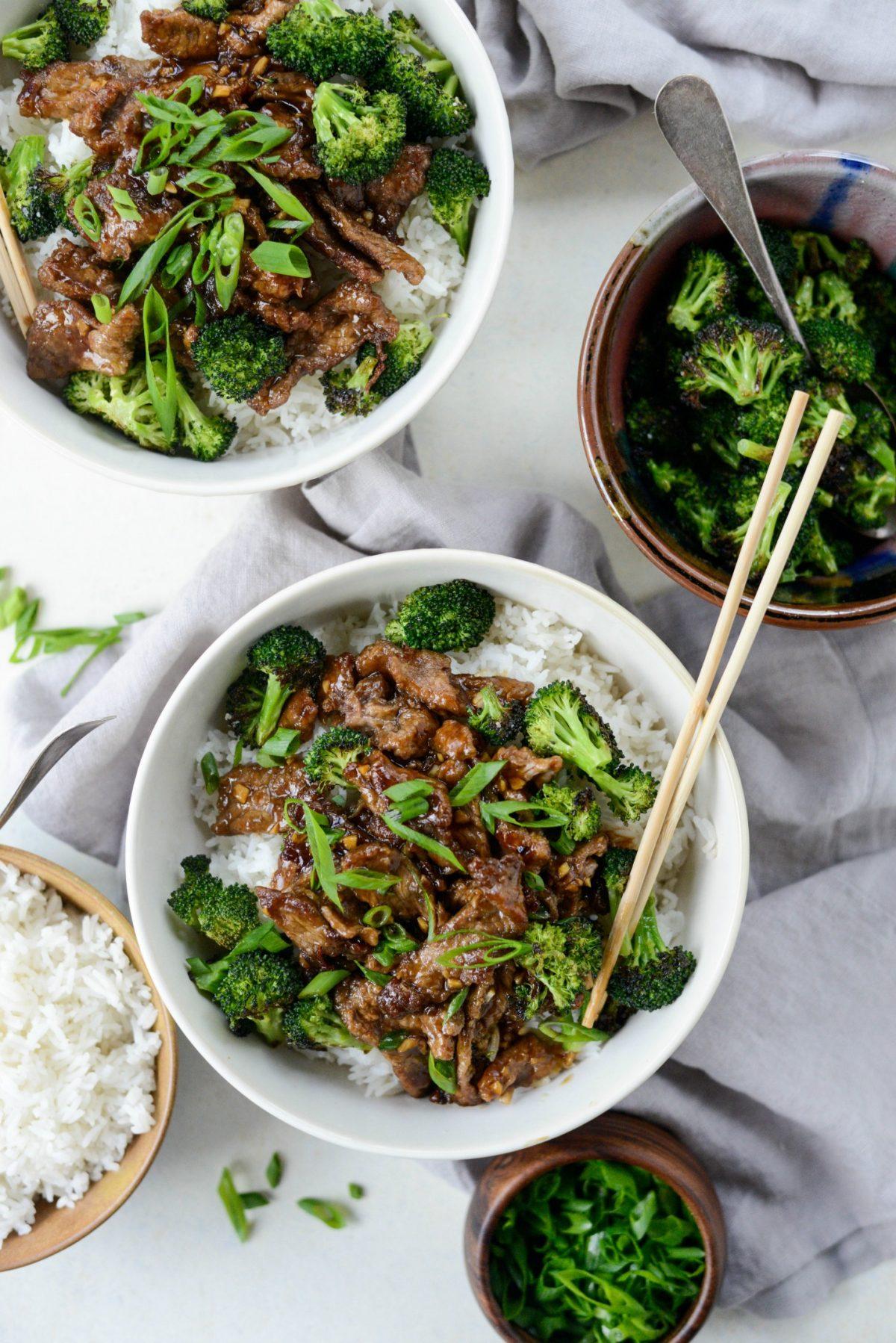 Weeknight Mongolian Beef Stir-fry l SimplyScratch.com (23)
