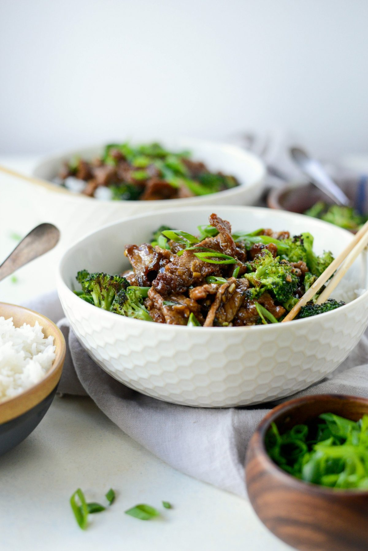 Simply Scratch Weeknight Mongolian Beef Stir Fry Simply