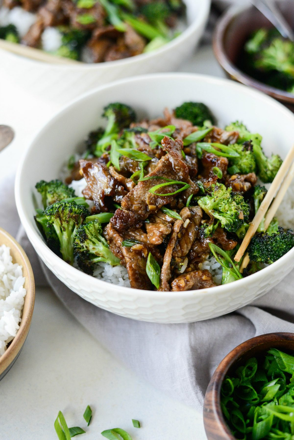 Weeknight Mongolian Beef Stir-Fry