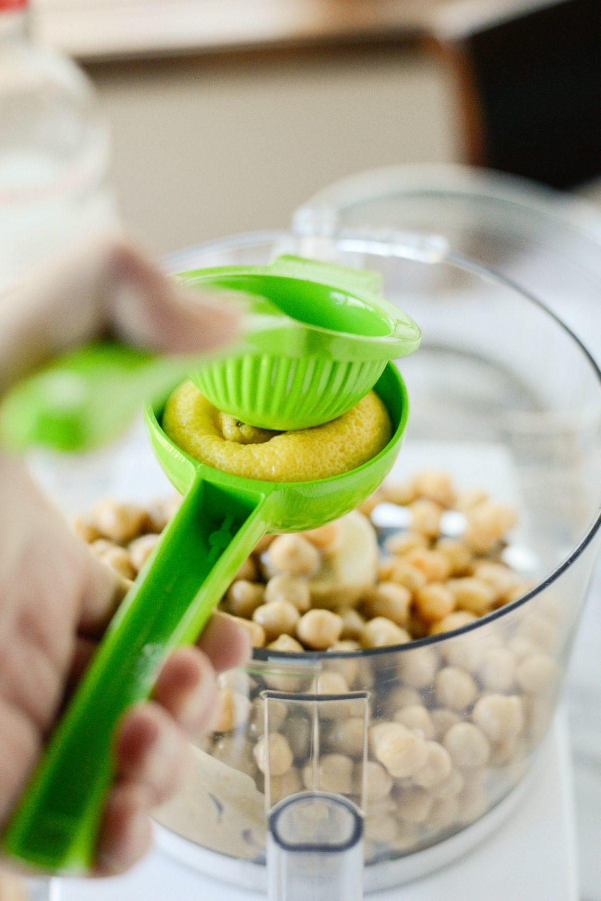 Aunt Vieve's Hummus Recipe (3)